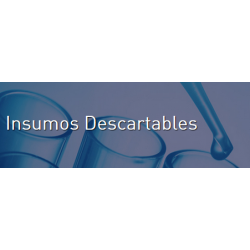 Insumos descartables